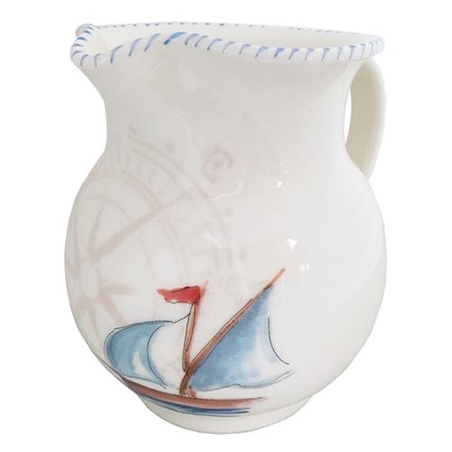 Sailboat Pitcher, 68 oz. by Abbiamo Tutto