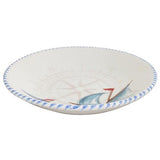"Sailboat Dinner Pasta/Soup Bowl, 8.5"", Set of 6 by Abbiamo Tutto"