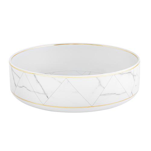 Carrara Salad Bowl, Large by Coline Le Corre for Vista Alegre