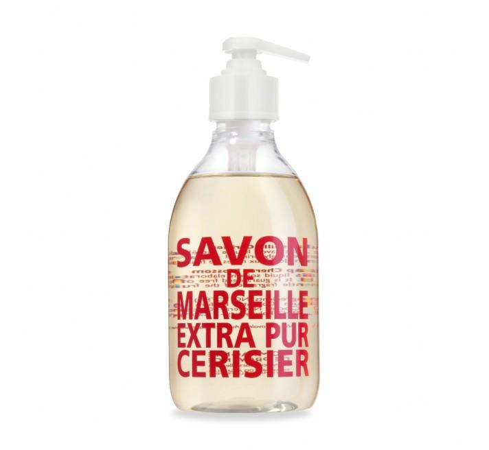 Cherry Blossom Marseille Liquid Soap by Compagnie de Provence