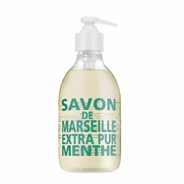 Mint Tea Marseille Liquid Soap by Compagnie de Provence