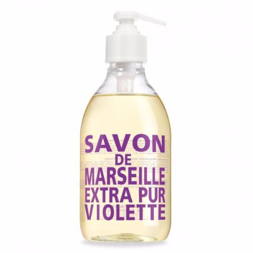 Sweet Violet Marseille Liquid Soap by Compagnie de Provence