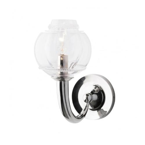 Dean Double Shade on Paris Sconce by Juliska