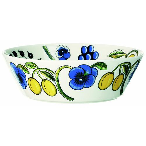 "Paratiisi Serving Bowl, 9"" by Arabia 1873"
