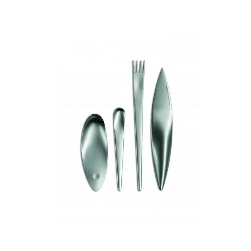 mono tools 4 Piece Flatware Set by Michael Schneider for Mono Germany