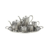 Britannia Tray by Match Pewter