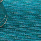 Shag Skinny Stripe Indoor/Outdoor Rug by Chilewich
