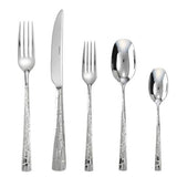 Skin 5 Piece Place Setting by Sambonet