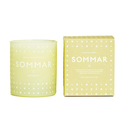 Sommar 'Summer' Candle by Skandinavisk: 25% off Selected Scents!