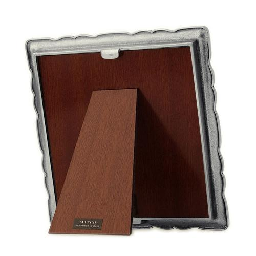 Carretti Small Square Frame by Match Pewter