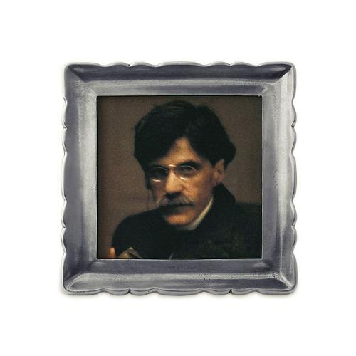 Carretti Medium Square Frame by Match Pewter