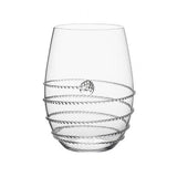 Amalia Stemless White Wine by Juliska