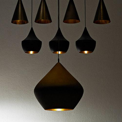 Beat Fat Pendant Light by Tom Dixon