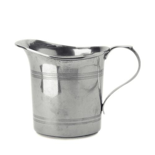 Straight Whisky Pitcher by Match Pewter