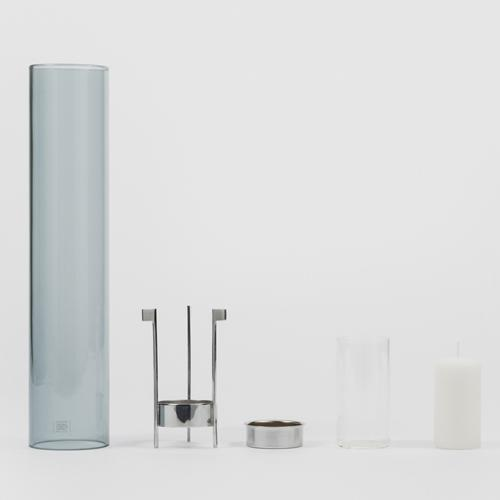 Stromboli Candle Holder by Bruno Munari for Danese Milano