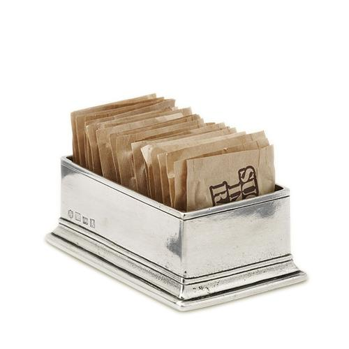 Sugar Packet or Business Card Holder by Match Pewter