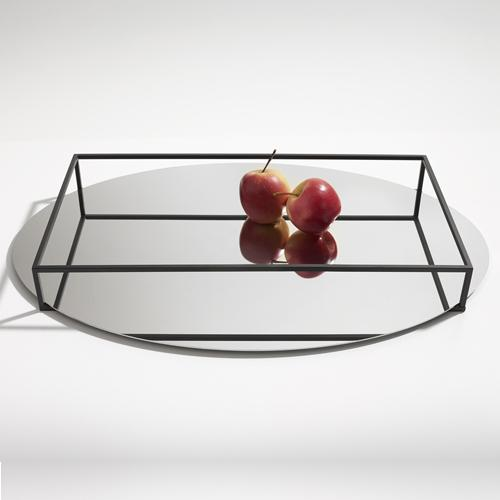 Surface + Border No. 2 Tray by Ron Gilad for Danese Milano