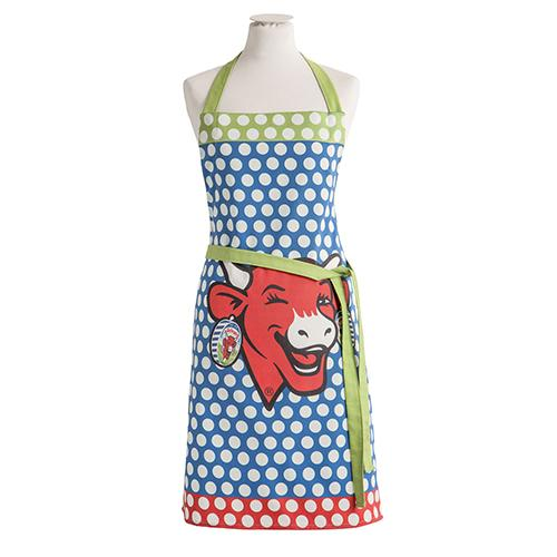 La Vache Qui Rit Laughing Cow Bleu Pop Apron