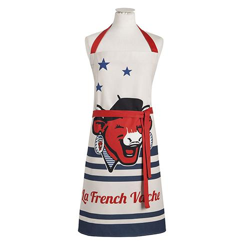 La Vache Qui Rit Laughing Cow French Cow Apron