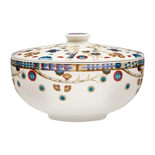 Taika Soup Bowl with Lid, 27 oz by Iittala