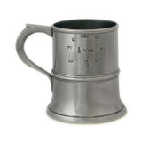 Beer Tankard by Match Pewter