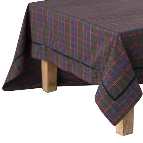 Chalet Tartan Tablecloths by Juliska