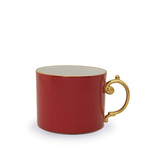 Alencon Rouge Teacup by L'Objet