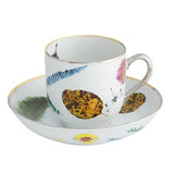 Caribe Teacup and Saucer by Christian Lacroix for Vista Alegre