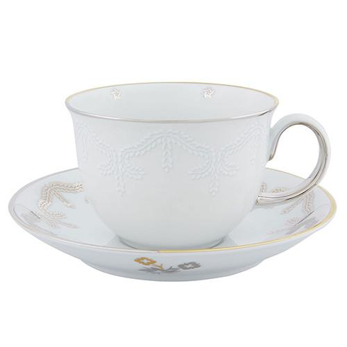 Paseo Teacup & Saucer by Christian Lacroix for Vista Alegre