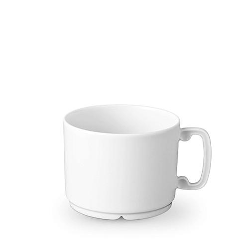 Han White Tea Cup by L'Objet