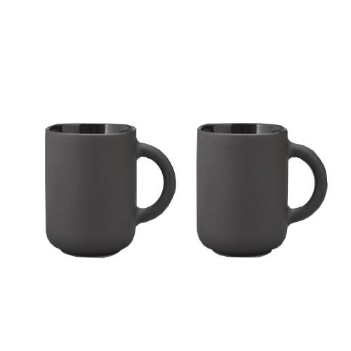 Theo Mug, 11.8 oz. Set of 2 by Stelton