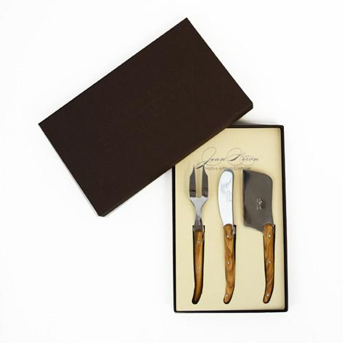 Cheese Knife Set by Laguiole