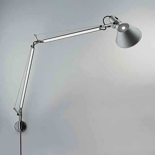 Tolomeo Classic LED Wall Lamp by Michele de Lucchi for Artemide