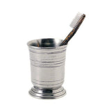 Toothbrush Cup by Match Pewter