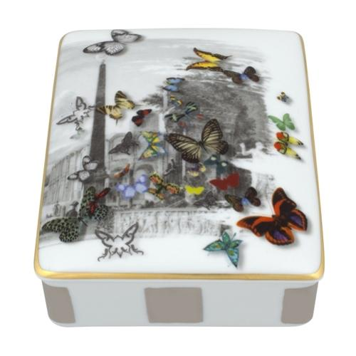 Forum Torre Card Box by Christian Lacroix for Vista Alegre