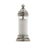 Toscana Salt and Pepper Grinders by Match Pewter