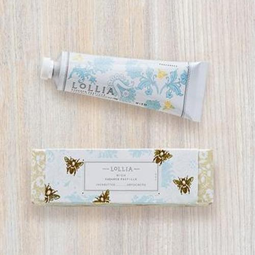 Wish Travel Size Hand Cream by LOLLIA