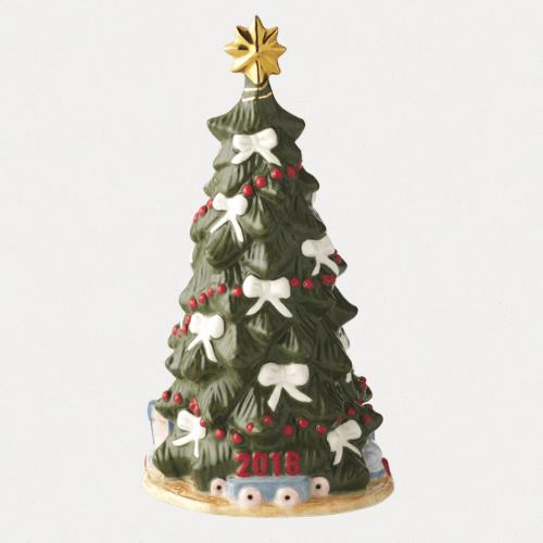 2018 Annual Christmas Tree by Royal Copenhagen