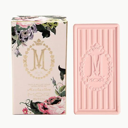 Marshmallow Bar Soap by Mor