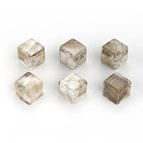 Vida Whisky Stones or Gems, set of 6 by ANNA New York