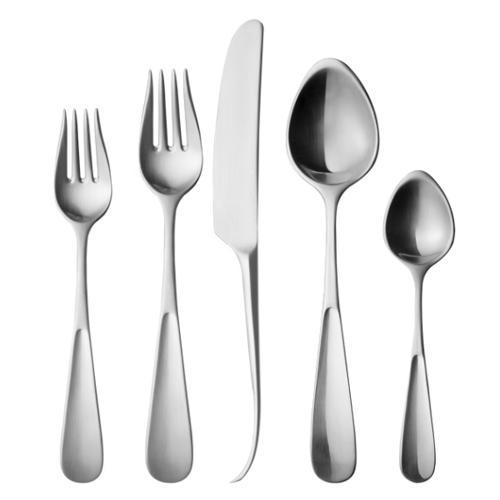 5 Piece Place Setting by Vivianna Torun Bulow-Hube for Georg Jensen