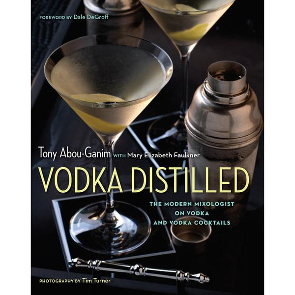 Vodka Distilled by Tony Abou-Ganim