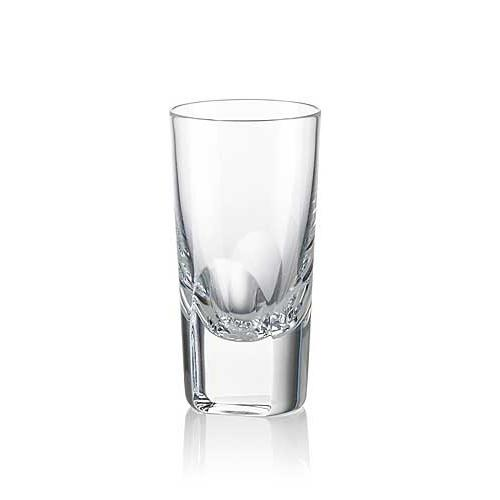 Manhattan Shot Glass, Set of 2 by Rogaska 1665