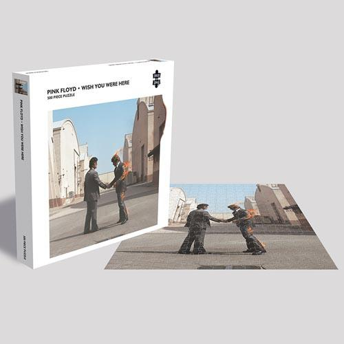Pink Floyd: Wish You Were Here 500 Piece Jigsaw Puzzle