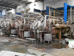 Eurow microfiber dyeing facility