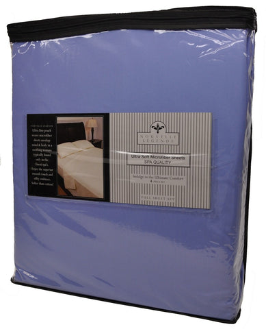 Microfiber Spa Quality Bed Sheet Set