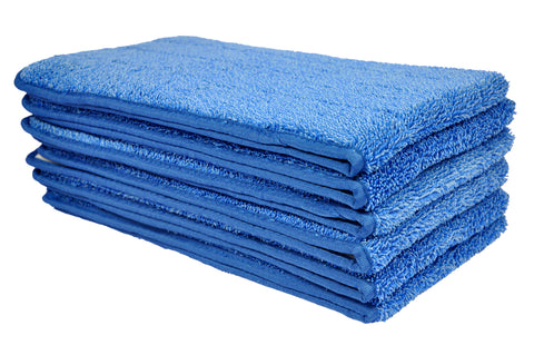 CleanAide® All Purpose Mega Microfiber Mop Pad 24 Inches 6 Pack