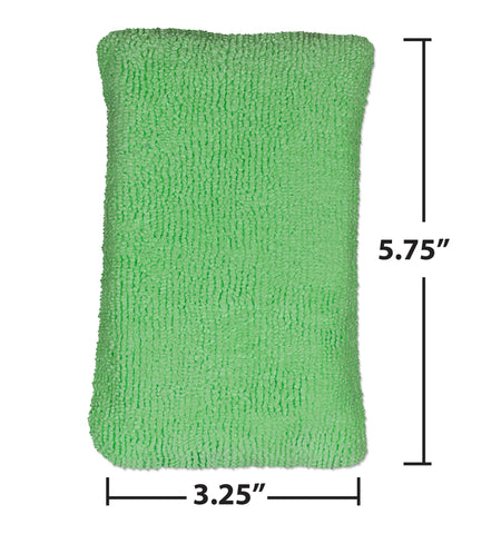 CleanAide® Double Sided Wash and Scour Sponge