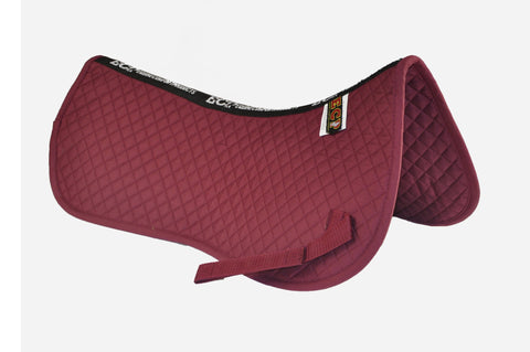 ECP Cotton Quilted Half Saddle Pad