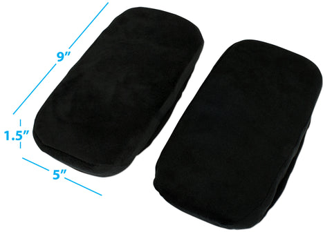 Eurow Foam Office Chair Armrest Support Pads 2 Pack